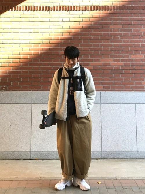 175cm穿搭系列,简简单单才是最好的男生穿衣选择~