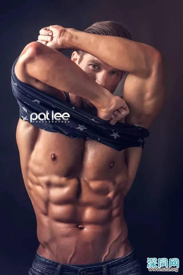男人一定要拒绝太瘦,要有肌肉