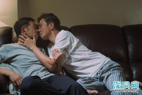 69岁太保首闯柏林影展 《叔‧叔》男男亲热「非湿吻」:很快投入