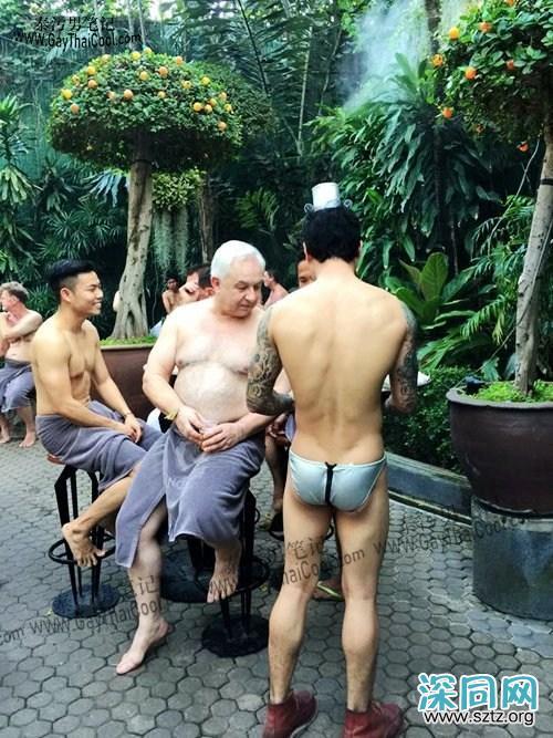【泰国同志桑拿】Babylon Sauna & Spa @ BKK:欧洲老年人和亚洲熊的俱乐部