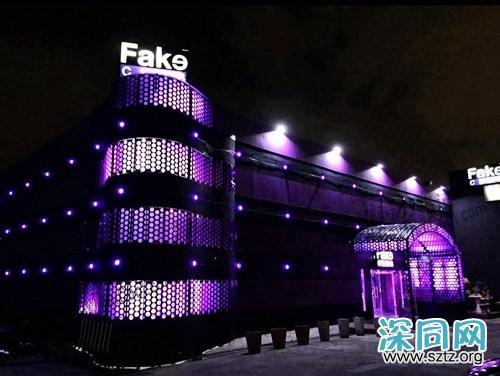 【泰国同志酒吧夜店】Fake Club @ BKK:曼谷最棒的小鲜肉走秀