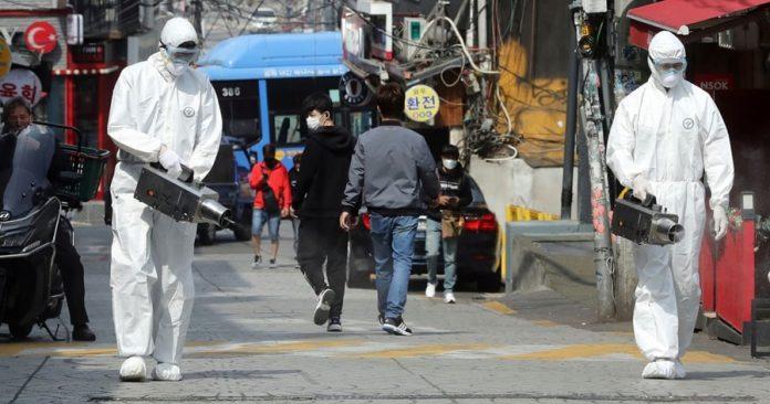 韩国夜店感染群增至119 社会掀仇恨同性恋情绪