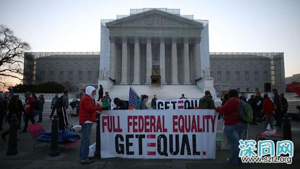 同性可以结婚后的美国:天不仅没有塌下来,反而更加蔚蓝