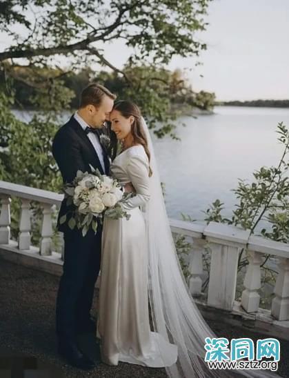 """北欧芬兰女总理结婚:收银员的逆袭人生,背后却是对""""同性""""宽容"""