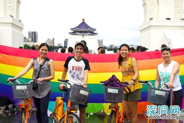 台湾首度举办亚洲彩虹骑行!10月东北角暖身、2022环岛7天910公里