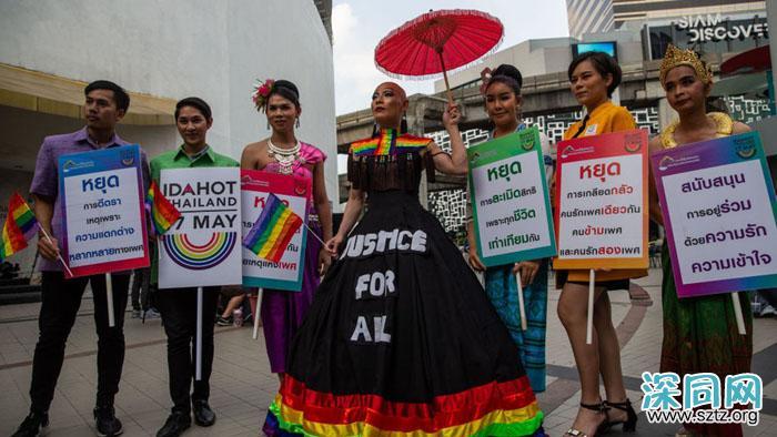 泰国同性婚姻合法化的征程与挑战