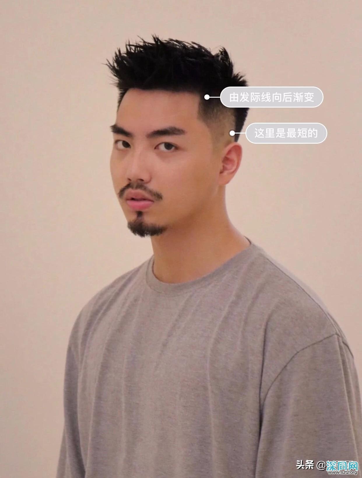 """""""最有型""""的5种男士发型,一看就不一般,看完就想剪同款"""